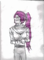 Yoruichi by The5IsSi5lent
