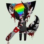 Splatter Party by SqueakFace