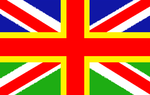 The New Union Flag by Cartocacoethes