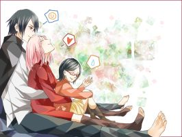 Uchiha family by FansyL