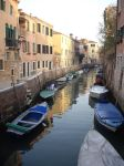 Venice small canal by Bake-that-cake