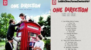 +TakeMeHome 1D (disco) by LobitoDirectioner