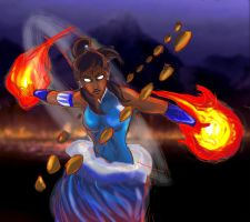 Legend of Korra Redeux by Colour-of-Dreams