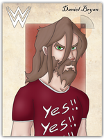 Daniel Bryan by JayMaverick