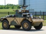 Ferret Scout Car at the Smithsonian by rlkitterman
