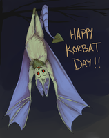 Korbat DAy by suchacat