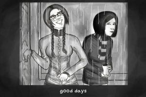 Good days indeed by Hichcoot