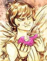 Kid Icarus by MistyTang