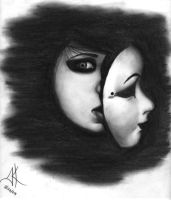 Masked Insecurities by myxsummerxrain