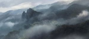 Above clouds by merl1ncz