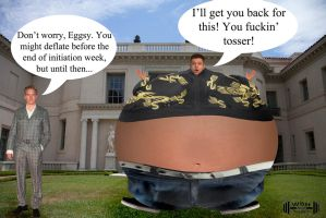Eggsy Inflation by wannabehuge