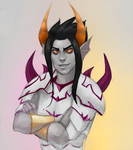 Commission:  Homestuck Fantroll by andarix