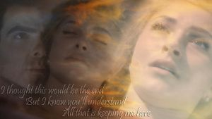 Sylar and Claire - I thought this would be the end by abask5