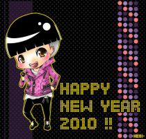 Happy New year by hebi-mamecafe