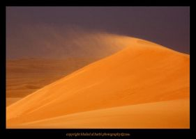 Sand in the Wind by itash