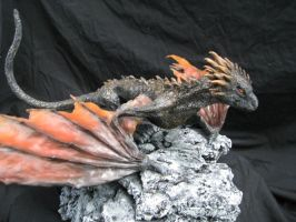 Painted Dragon Kit! by RavendarkCreations