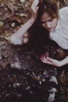 Fairy tale about a girl who became a tree.. by laura-makabresku