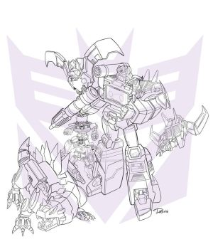 Soundwave by AndrewFroedge