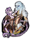 Dantha and Gannayev by Hyanide