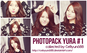 Photopack Yura #1 by CeByun688