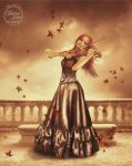The Violinist by sweetcivic