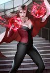 All new Scarlet Witch by Moonarc
