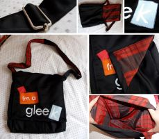 Gleek bag by Ta-moe