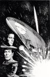 STAR TREK AHEAD WARP SIX by Jerome-K-Moore