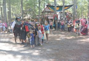 King Richard's Fair,Little Gang Up On the Bad Guy3 by Miss-Tbones