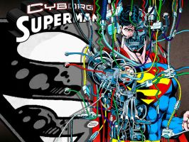 Cyborg Superman Connected by Superman8193