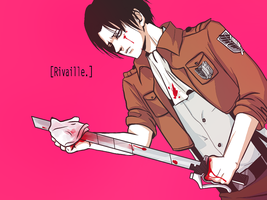 Rivaille by hyokka