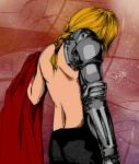 Old coloring Edward Elric by KuchikiRukia