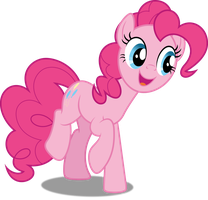 Vector #405 - Pinkie Pie #22 by DashieSparkle