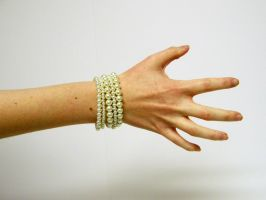 Hand with Pearls Stock22 by NoxieStock