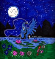 Luna's Beautiful Night by newyorkx3