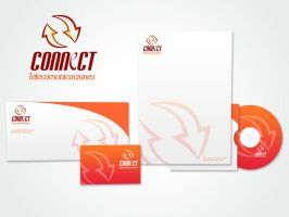 papeleria CONNECT by casteloworks