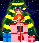 Merry Christmas 2013-Christmas contest by lovelyshaude