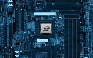 Intel Processor Wallpaper V3 by iTeppo