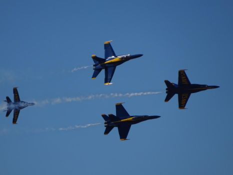 Blue Angels 2015 - 2 by Sonic840