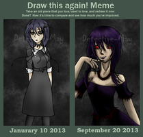 Improvement Meme by Detective-May
