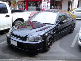 Civic coupe by gupa507