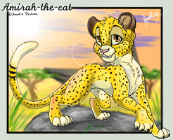 CE:This time for Africa by Amirah-the-cat