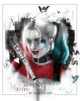 SUICIDE SQUAD : HARLEY QUINN by axouel2009