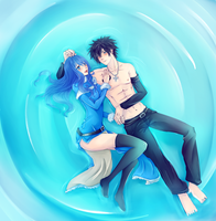 FT: Gruvia by Iwonn