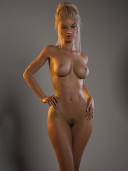 NGS IRAY to Octane conversion Full Body by 3dmania