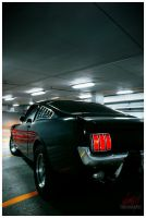 65 Mustang Fastback by mcaksoy