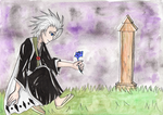 Request- Kusaka's grave by VocaloidFan12345