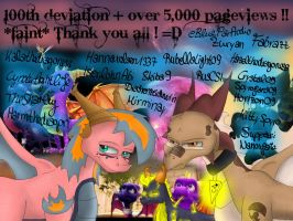 100th deviation special by Serah-Laboratories