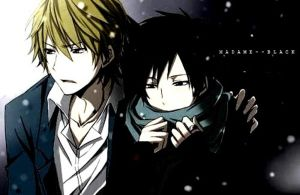 Shizaya ID by Madame--Black