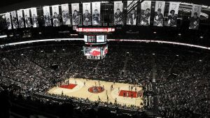 Toronto Raptors Action Shot (Panorama by insomniac199